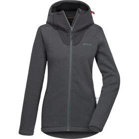 PYUA Tempest Jacket Women grey melange
